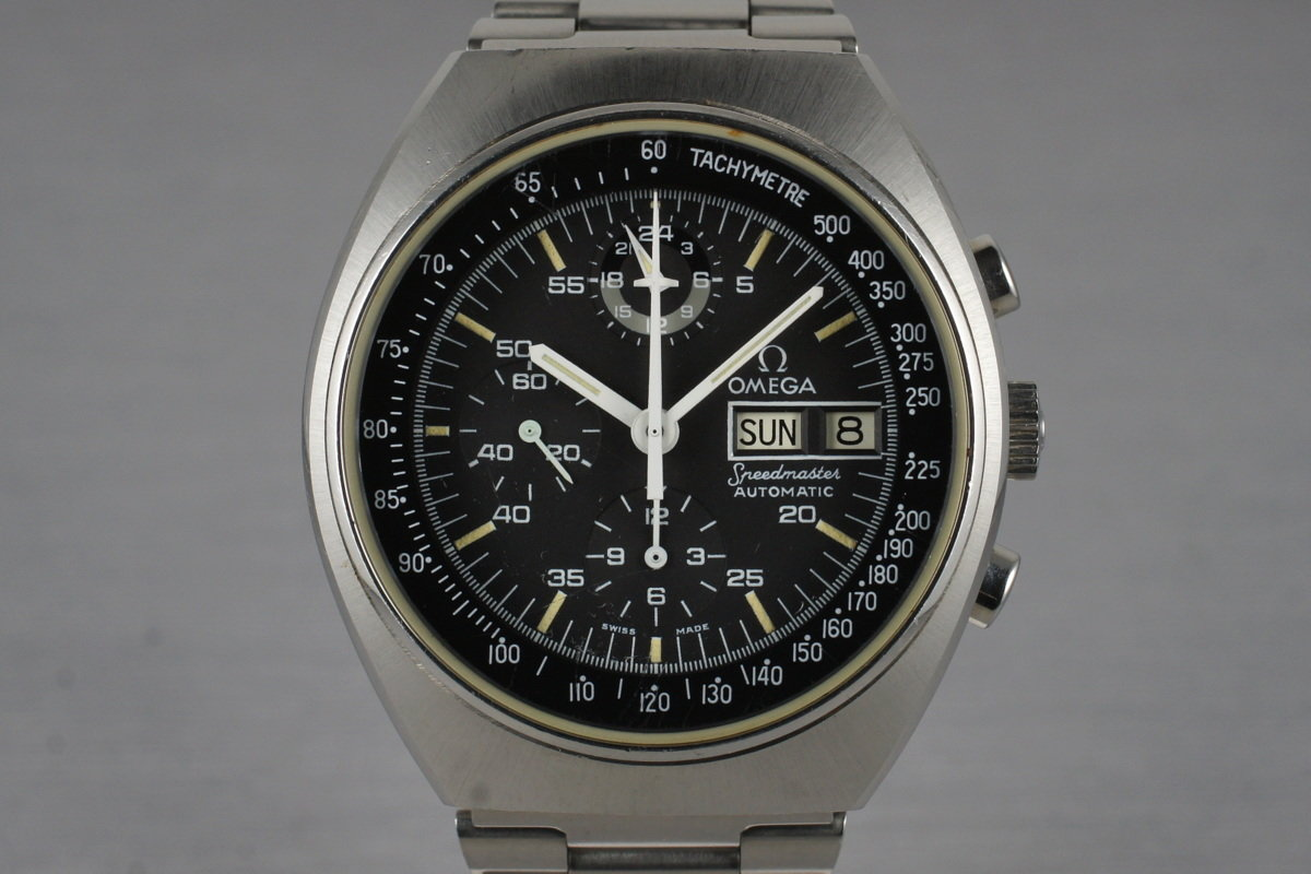 1975 Omega Speedmaster 176.0012 Mark 4.5 photo, #0