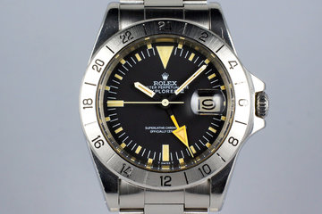1972 Rolex Explorer II 1655 Mark I Dial photo