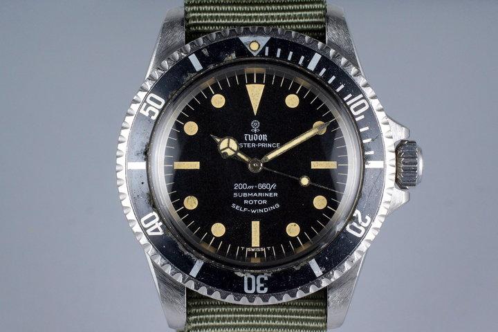 1968 Tudor Submariner 7016/0 photo