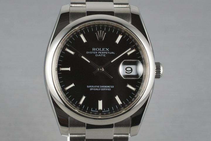 2009 Rolex Date 115200 photo