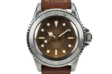 1961 Tudor Submariner 7928 Tropical Dial photo