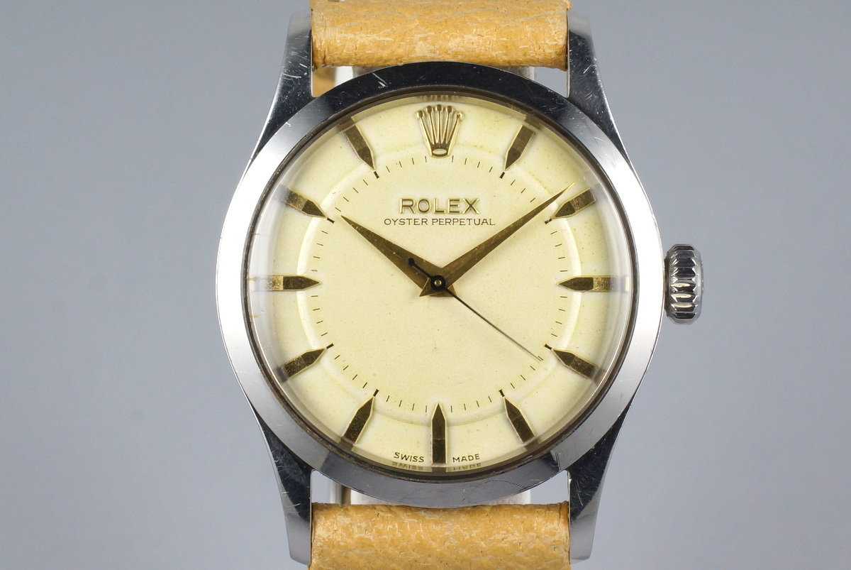 1954 Rolex Oyster Perpetual 6332 photo, #0