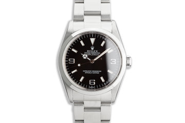 1999 Rolex Explorer 14270 Swiss Only Dial photo