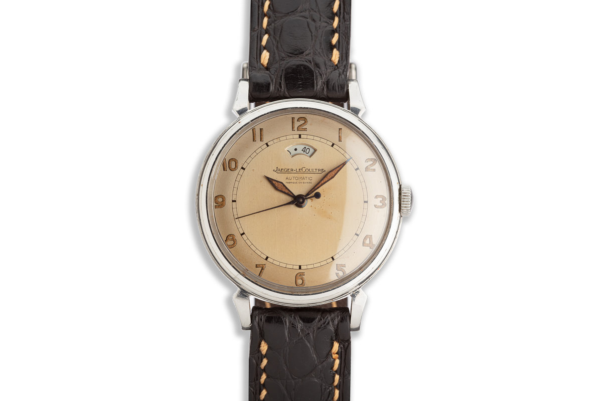 Jaeger LeCoultre Automatic with Power Reserve photo, #0