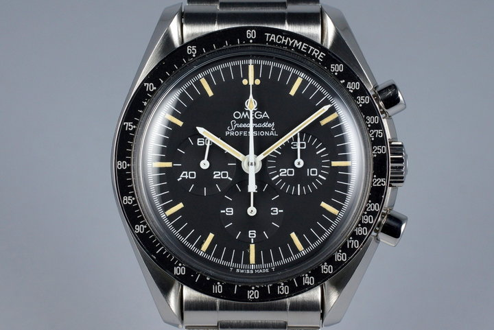 1980's Omega Speedmaster 345.0808 RG Plated Calibre 863 photo