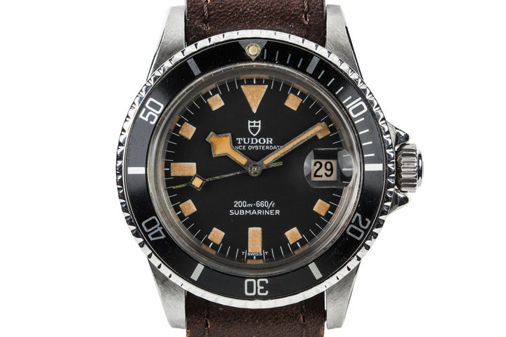 1980 Tudor Submariner 94110 Snowflake photo