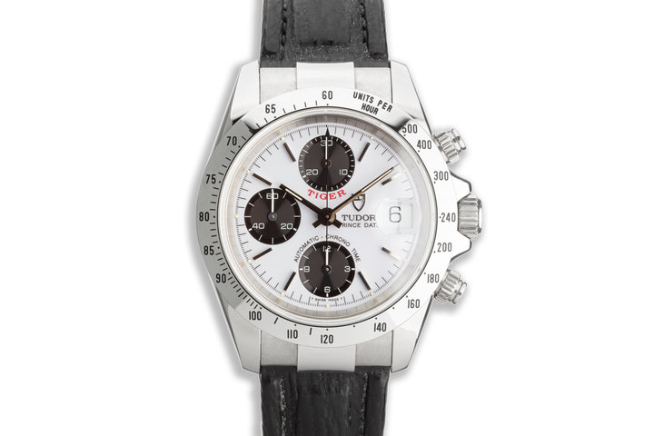 1997 Tudor Prince Date Chronograph 79260 with Box & Papers photo
