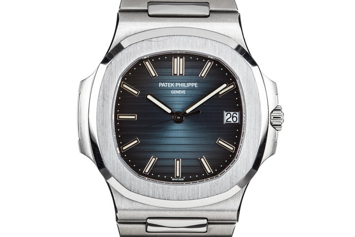 2013 Mint Patek Philippe Nautilus 5711/1A-010 with Box and Papers photo