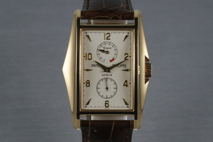 2000 YG Patek Philippe 5100 J 10 Days Power Reserve photo