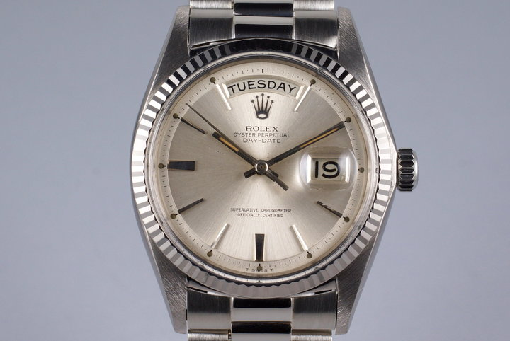 1968 Rolex WG Day-Date 1803 photo