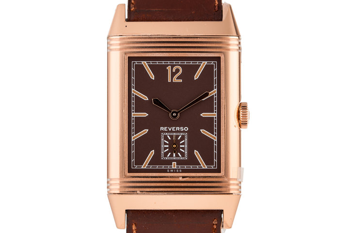 2016 Jaeger-LeCoultre Reverso 277.2.22 with Box and Papers photo