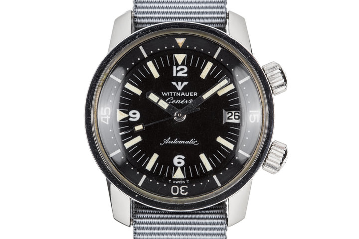 Wittnauer Super Compressor Diver 8007 photo