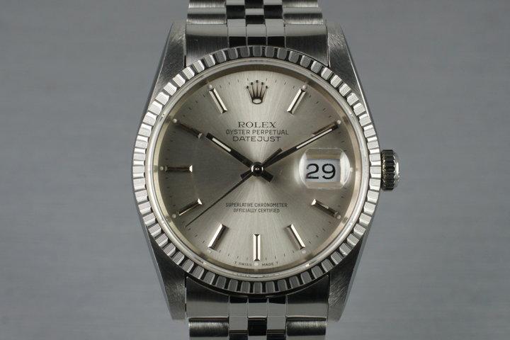 1989 Rolex DateJust 16220 photo