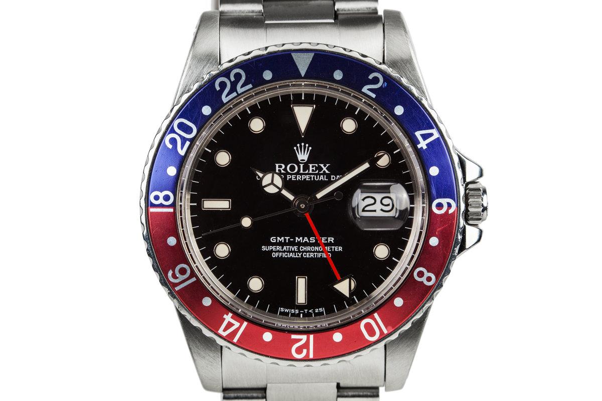 1981 Rolex GMT-Master 16750 photo, #0