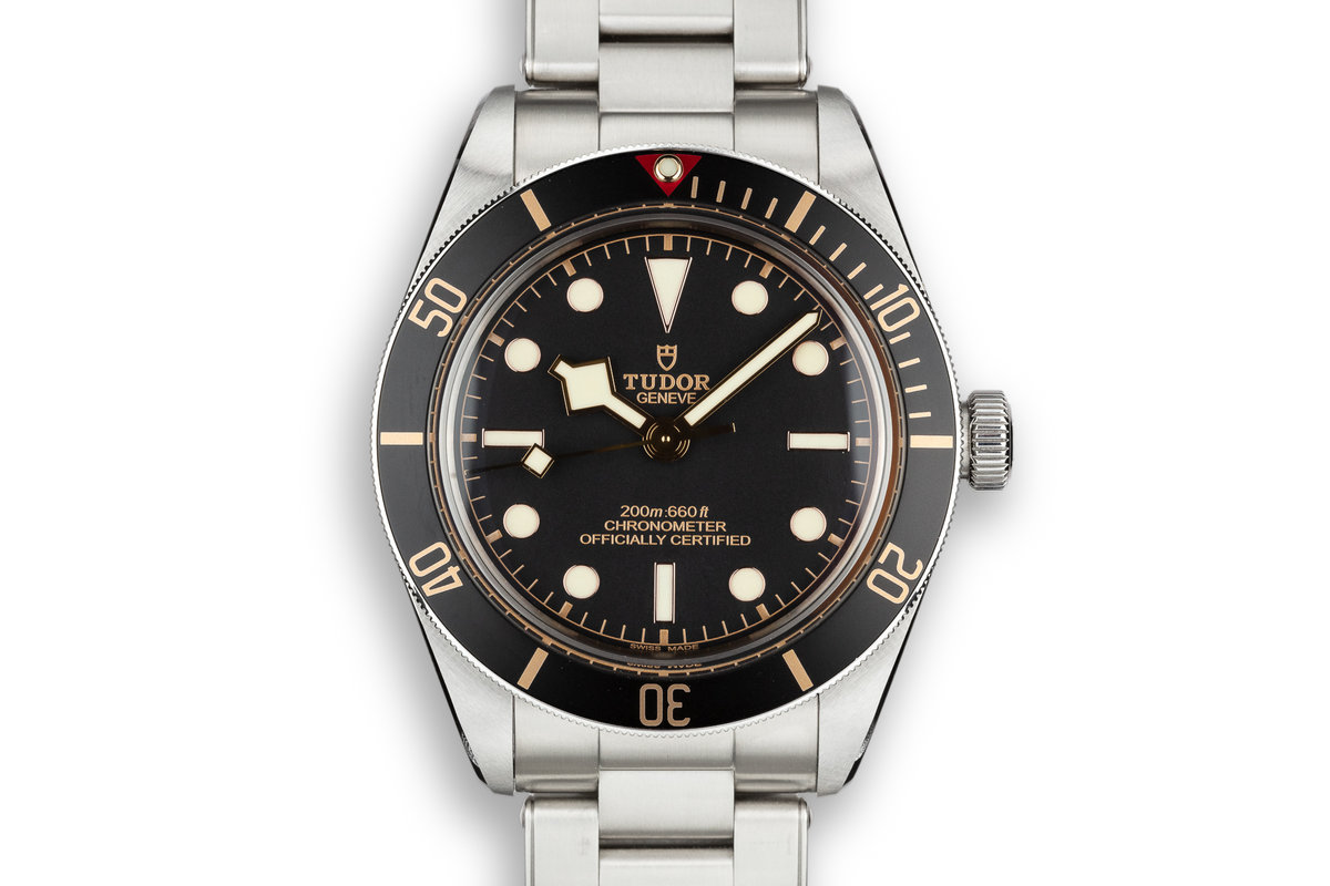 2018 Tudor Black Bay Fifty-Eight 79030 with Box and Papers photo, #0