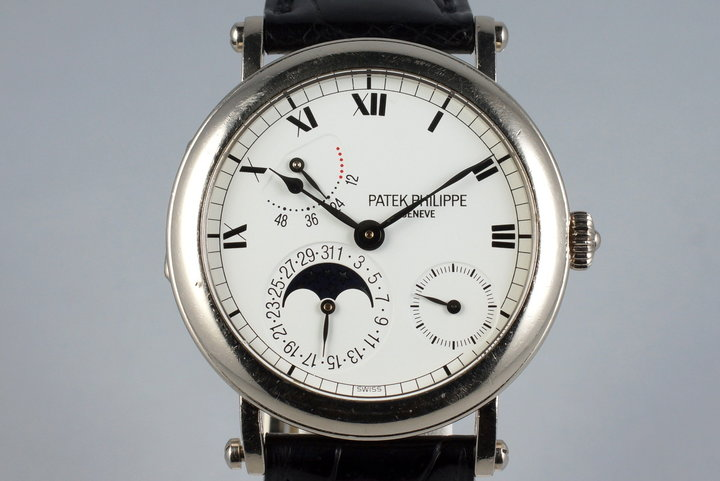 Patek Philippe WG 'Complicated' 5054 photo