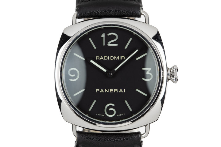 2007 Panerai Radiomir OP6623 Pam210 with Box and Papers photo