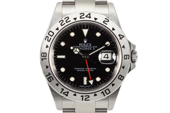 2006 Rolex Explorer II 16570 photo