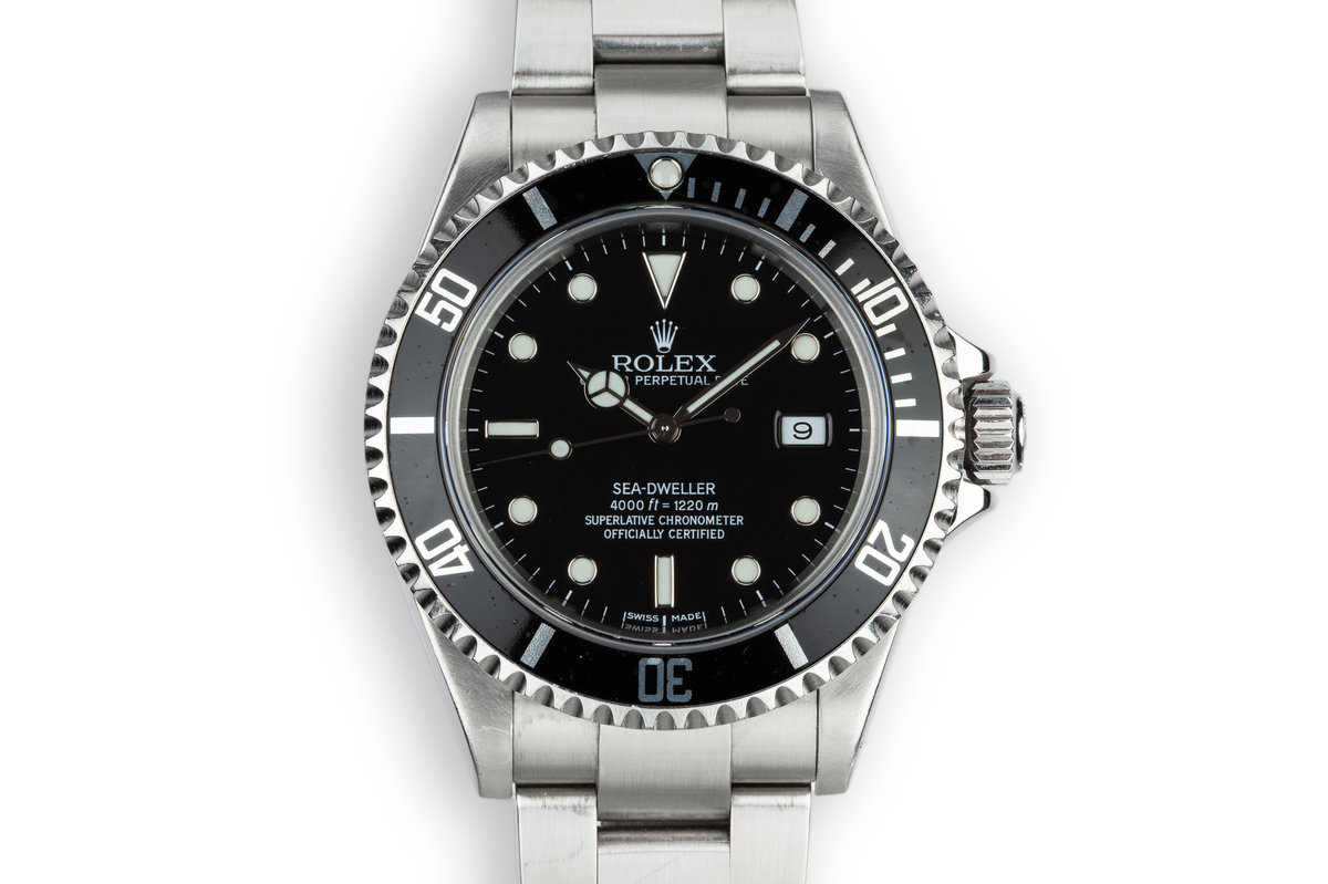 2005 Rolex Sea-Dweller 16600 photo, #0