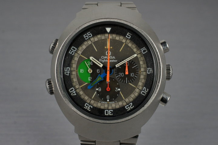 1970 Omega 910 Tropical Dial photo