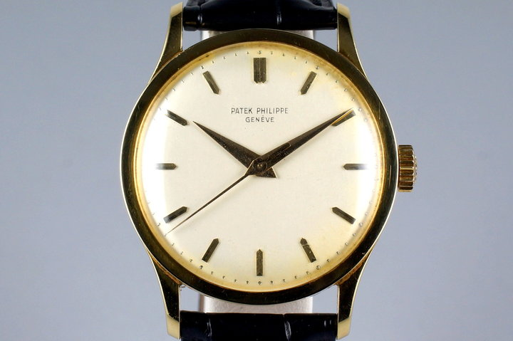 Vintage YG Patek Philippe Calatrava 570 photo