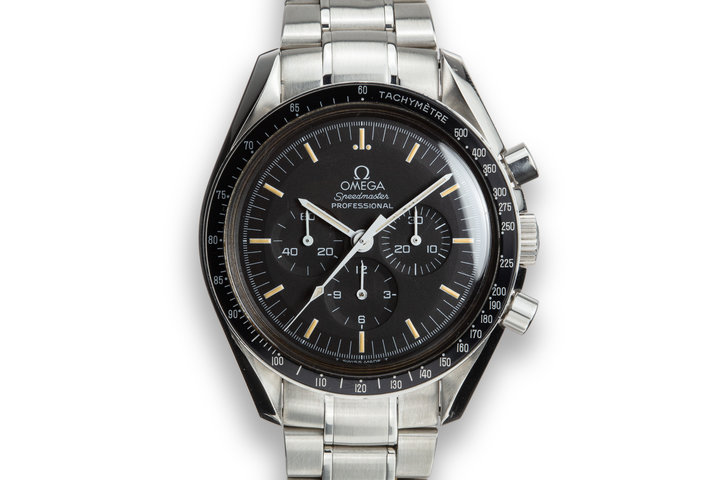 1997 Omega Speedmaster Professional 3570.50 with Box and Papers photo