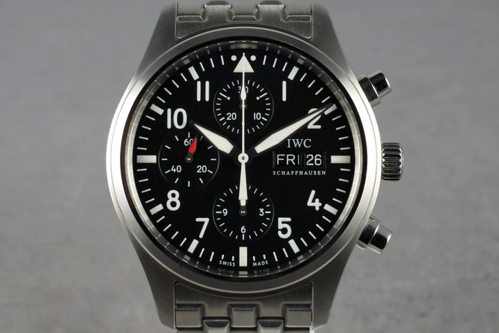 IWC Pilots Chronograph IW371704 photo