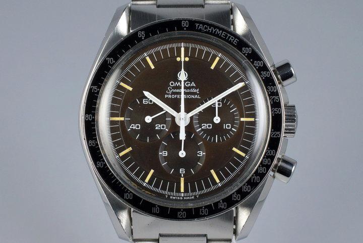 1969 Omega Speedmaster 145.022 Calibre 861 Brown Dial photo