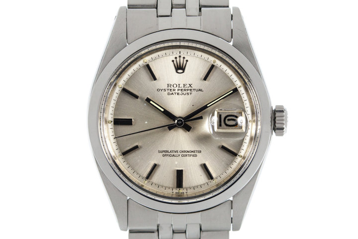 1971 Rolex DateJust 1600 photo