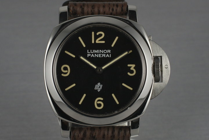 1994 Panerai 5218-201/A Luminor Pre Vendome with Box and Papers photo