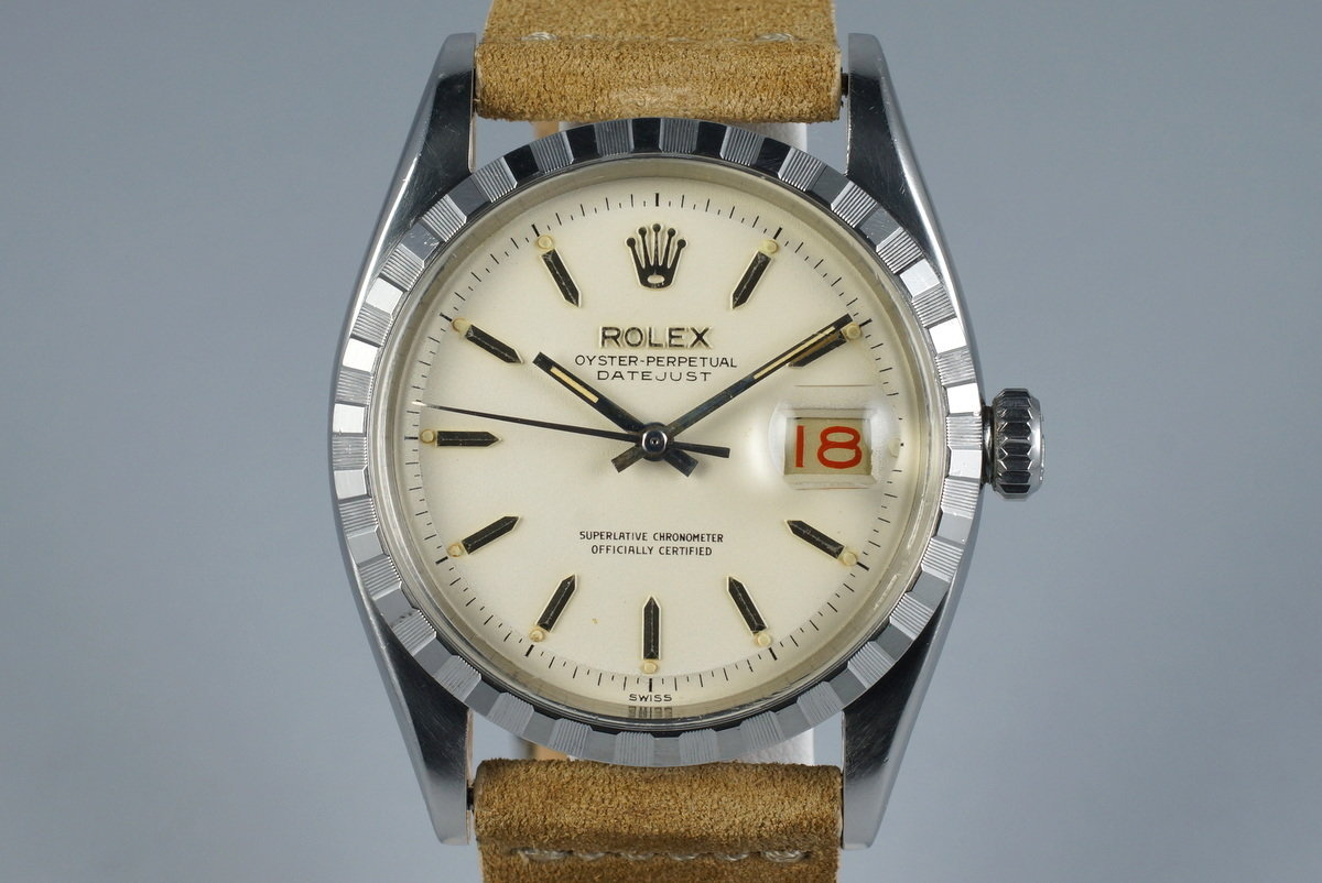 1958 Rolex DateJust 6605 photo, #0