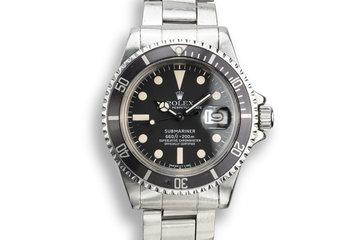 1978 Rolex Submariner 1680 photo