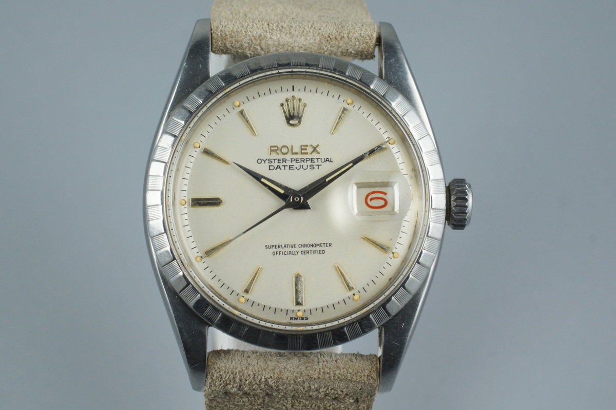 1957 Rolex DateJust 6605 photo, #0