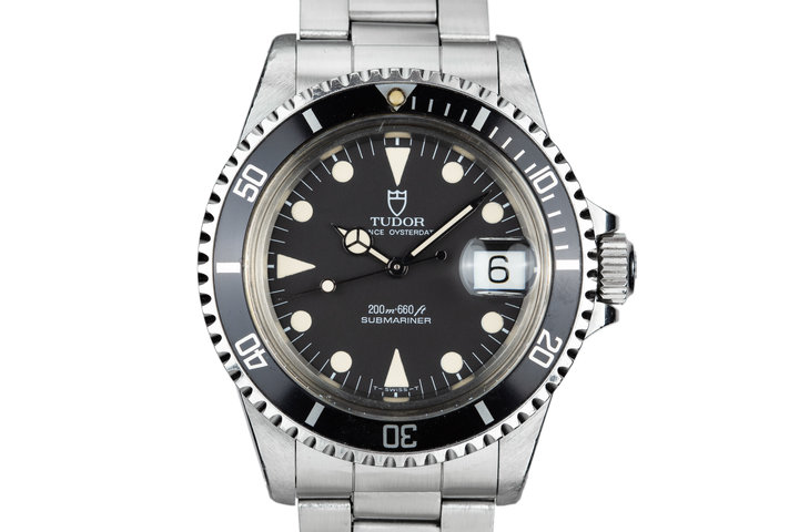 1987 Tudor Oyster Prince Submariner 79090 photo