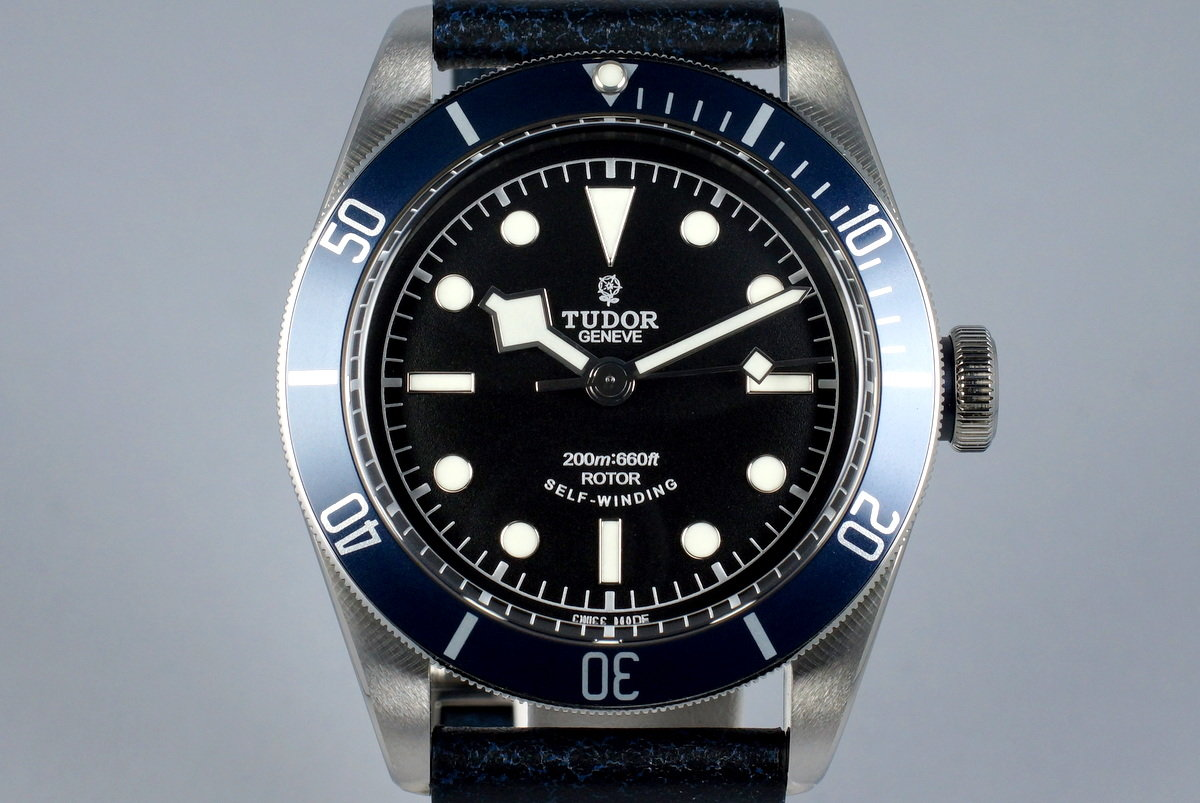 2015 Tudor Black Bay 79220B with Box and Papers photo, #0