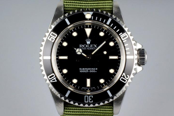 1994 Rolex Submariner 14060 photo