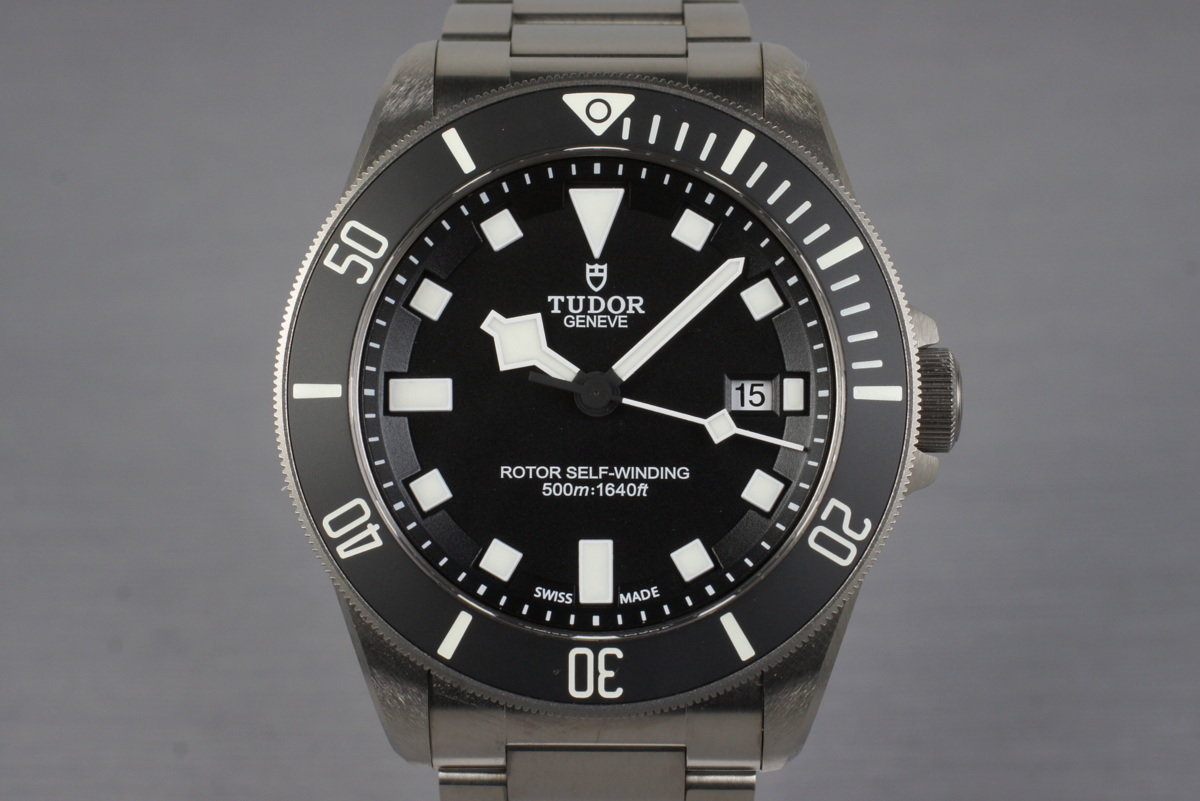 2014 Tudor Pelagos 25500TN with Box and Papers photo, #0