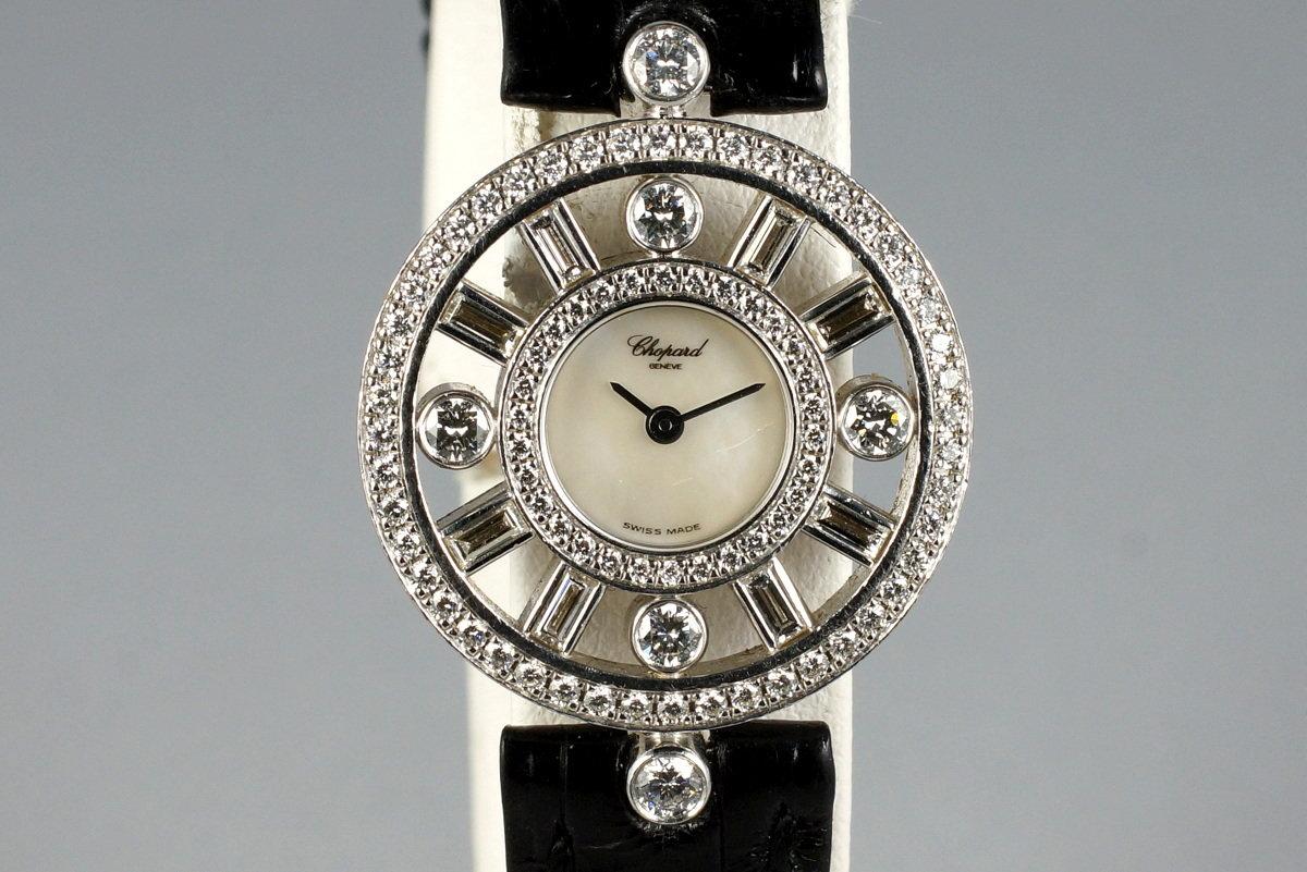 Chopard Ladies Diamond Watch 13/6985 photo, #0