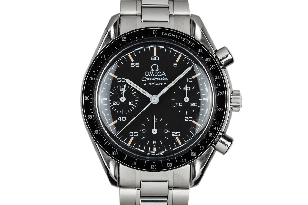 1993 Omega Speedmaster Reduced Automatic 3510.50 photo, #0