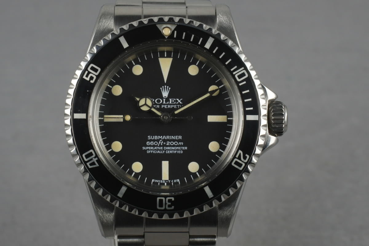 1966 Rolex Submariner 5512 photo, #0