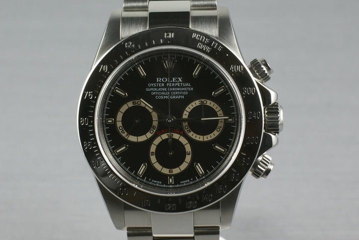 Rolex Zenith Daytona 16520 photo