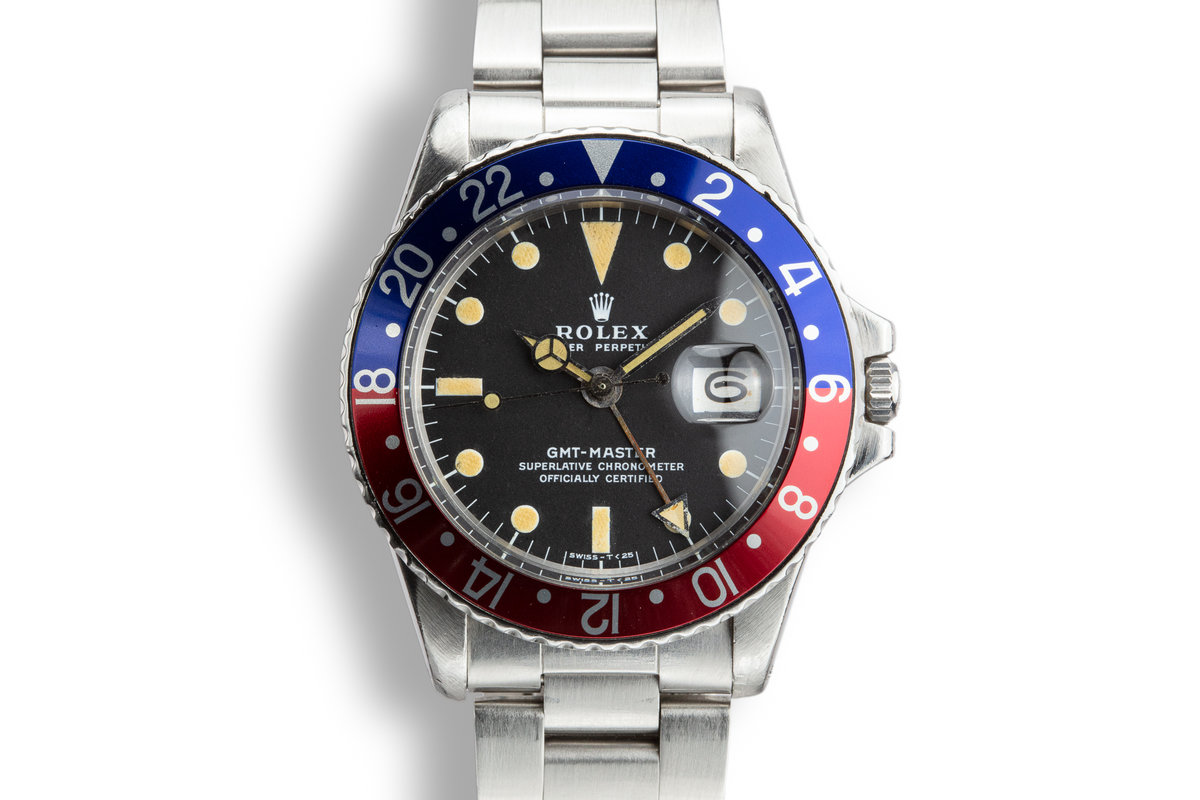 1972 Rolex GMT-Master 1675 with Papers photo, #0