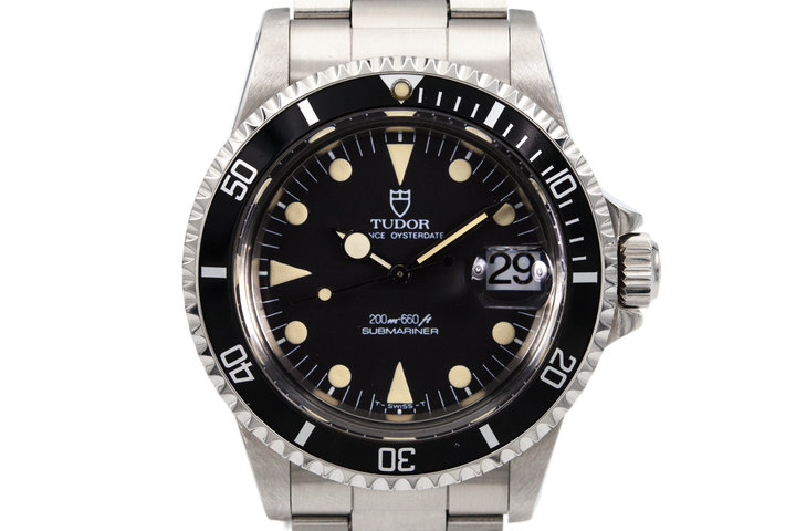 Tudor Submariner 76100 photo