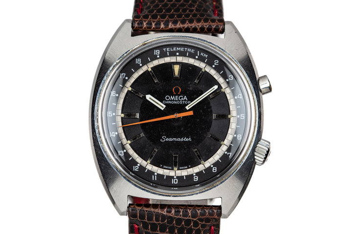 1967 Omega Seamaster Chronostop 145.007 photo