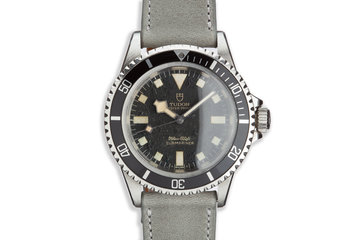 1974 Tudor 7016 Snowflake Submariner photo