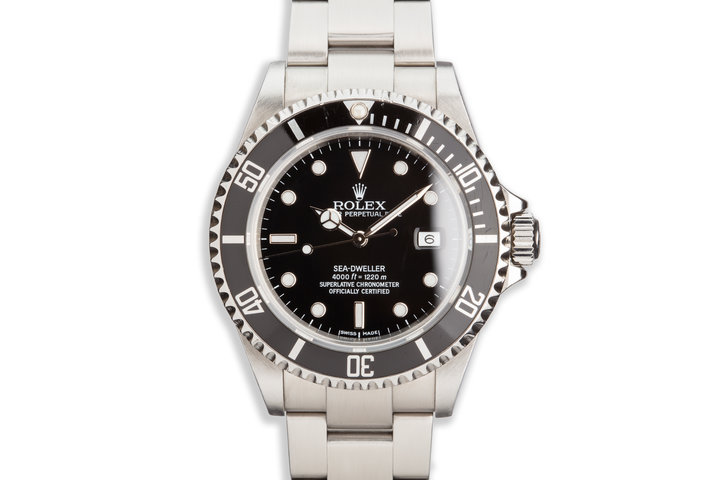 2006 Rolex Sea-Dweller 16600T photo