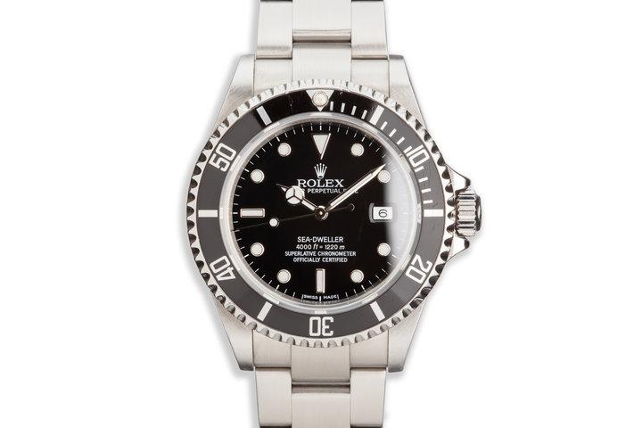 2006 Rolex Sea-Dweller 16600T photo