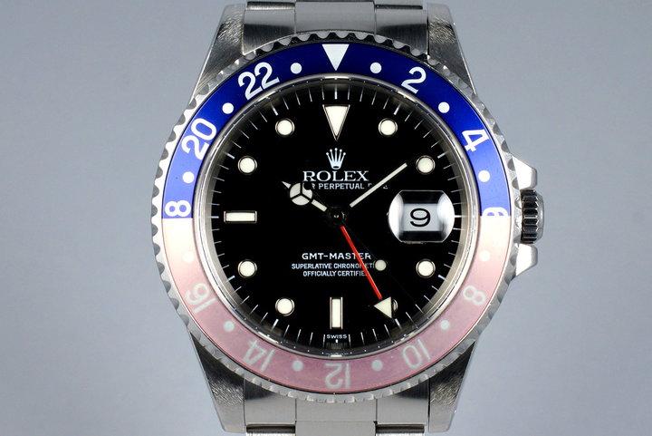 1997 Rolex GMT 16700 photo