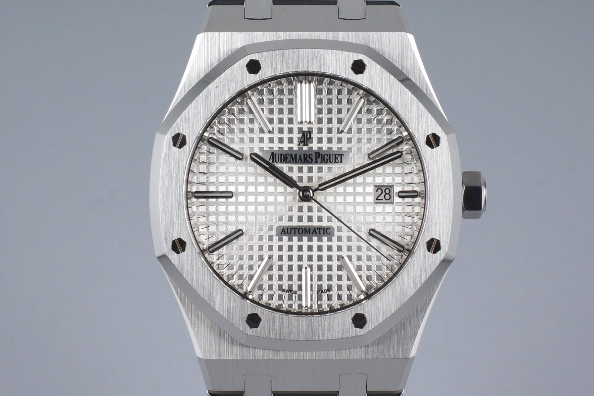 2013 Audemars Piguet 15400 Royal Oak with Box and Papers photo, #0