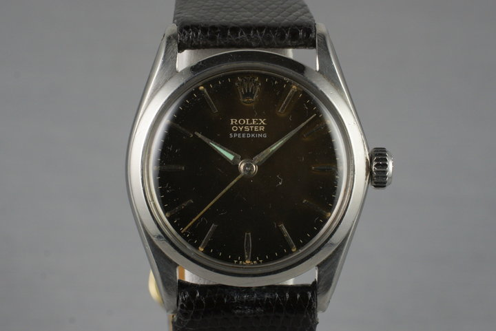 1963 Rolex Oyster Speedking 6430 photo